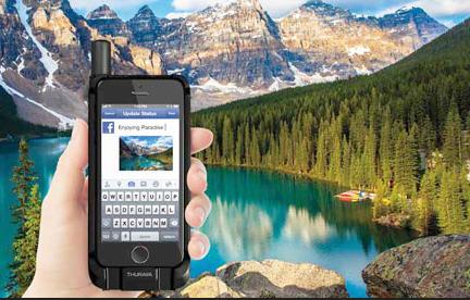 Equipez-vous d'un téléphone satellite avant de partir en vacances en Espagne